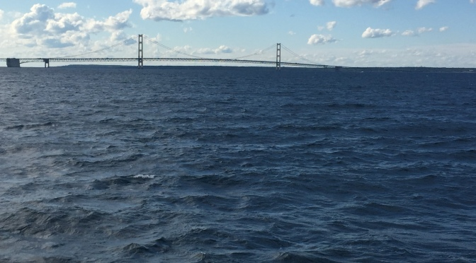 Mackinac Island: Home of Fudge, Bikes, and Ghosts