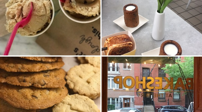 Bakery Walk: Lower Manhattan