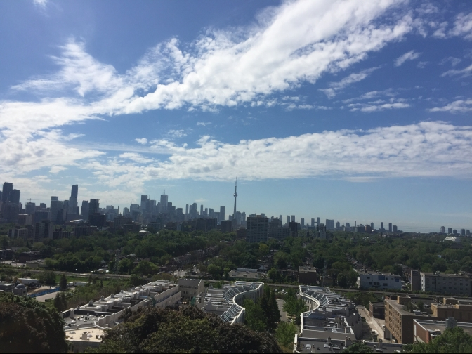 Sightseeing and Sweets in Toronto