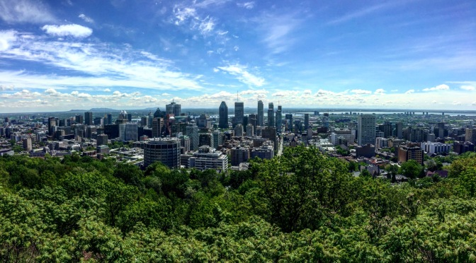 Montreal: A City of Churches and Yummy Food
